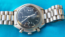 Montre Omega Speedmaster Reduced 3510.50   Mouvement 3220   Rouillée, Rusted