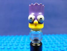 LEGO-MINIFIGURES SERIES 2 SIMPSONS X 1 HEAD FOR BARTMAN FROM THE SIMPSONS PARTS
