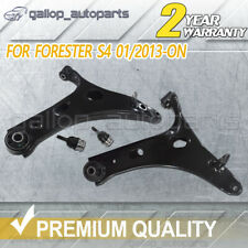 FRONT LOWER CONTROL ARMS & BALL JOINT FOR SUBARU FORESTER S4 01/2013~ON L+R PAIR