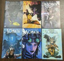 Sonata #1-6 Image Comics 2019