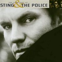 STING & THE POLICE THE VERY BEST OF STING & THE POLICE A & M UK CD 1997 L NEW