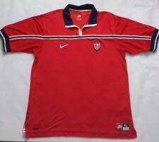 3697e485219 Vintage Rare USA National Soccer Team Nike Dri Fit Jersey Size XL