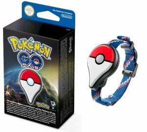 GENUINE Nintendo Pokemon Plus Go Bracelet Bluetooth Original Official