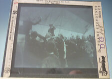 Rare Glass Slides, the conquest of Air, Count Zeppelin Part 2