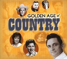 The Golden Age of Country [Time-Life] [Box] by Various Artists (CD, 10 Discs, Time/Life Music)