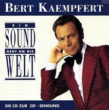 BERT KAEMPFERT - CD - EIN SOUND GEHT UM DIE WELT