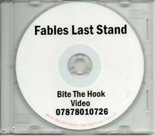 (AN724) Fables Last Stand, Bite The Hook - DJ CD Video
