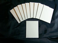 10 Micro Mini 2 inch Professional Artist Blank Canvas Panels Art Canvases Choice