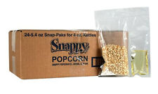 Popcorn Machine supplies Snap Paks White corn for 4 oz