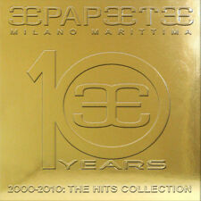 CD Papeete 10 Years 2000-2010 The Hits Collection  2CDs