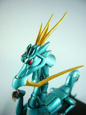 3 figures SET mint SAINT SEIYA armor collection cloth LEO DRAGON PEGASUS MEDICOS