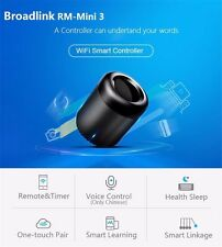 Broadlink RM Mini 3 Black Bean Smart Home Wifi Mini IR Remote Controller Upgrade