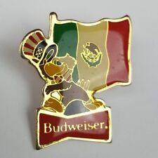 Mexico Mexican Flag Waving Tie Tac Hat Lapel Latino Pride Pin NEW #G7B