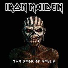 Iron Maiden : The Book Of Souls [2 CD][Deluxe Edition] CD