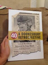 2010-10-26, 40: A Doonesbury Retrospective, Trudeau, G. B., New, -- ,Book Sealed