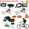 24-48V EBike LCD Display Panel Electric Bicycle Scooter Brushless Controller ❤