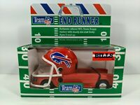 1993 End Runner Buffalo Bills Team NFL Diecast Helmet Buggy - New Old Stock
