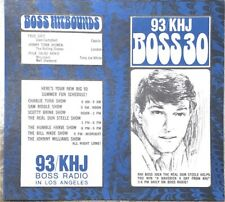 KHJ 93 Boss 30 Radio Survey - No. 209 - July 2, 1969