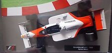 BRAND NEW, AYRTON SENNA, DIECAST MODEL, 1 : 43, IN ORIGINAL BOX, MADE IN ITALY.