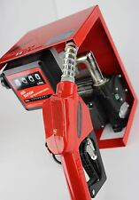 230 Volt Tankstelle Diesel Pumpe aus Deutschland selbst Ansaugend Gummi Schlauch