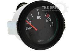 12V Veethree Temperaturanzeige Kühlwasser 40-120° mit Fühler Wassertemperatur