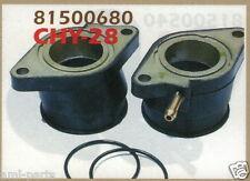 YAMAHA XT 600 Z Tenere (55W) - Kit de 2 Pipes d'admission - CHY-28 - 81500680