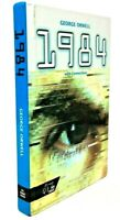 1984 by George Orwell Small Rare Nineteen Eighty Four Dystopian HARDCOVER VG