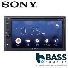 Sony XAV-AX200 4x55W 6.4 CD MP3 DVD CarPlay Bluetooth Android iPhone Car Stereo