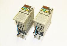 1x Omron Sysdrive 3G3MV-AB004 Inverter Frequenzumrichter 200-240V 0,55kW 7,4A