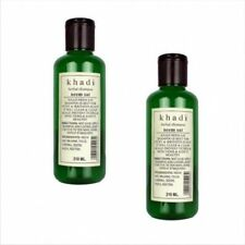 Herbal Neem Sat Shampoo, Anti Harifall & Anti Dandruff Shampoo By Khadi-2x210ml