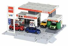 Tomica Tomica Town Build City Gas Station Stand ENEOS F/S w/Tracking# Japan New