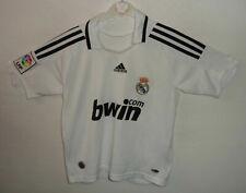 REAL MADRID CHILDRENS FOOTBALL SHIRT - 128 cm 7 - 8 years