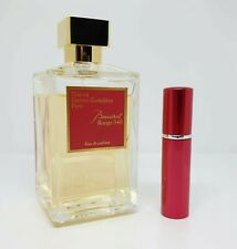 Maison Francis Kurkdjian - Baccarat Rouge 540 - 5ml SAMPLE Decant Glass Atomizer