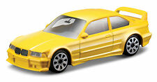 BMW M3 Gt Cup Yellow Scale 1:43 by Bburago