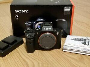Sony Alpha A7 II 24.3MP Digital Camera - Black (Body Only)