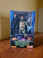 NECA 7? Raphael 1990 Movie Ninja Turtles TMNT GameStop Exclusive Figure