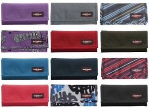 New EASTPAK Runner Wallet Travel Currency Canvas Purse Fashion Bag Accessory
