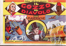 F10 IL GOZZO DEL DIAVOLO CON MANDRACHE - COLL. ALBI GRANDI AVV. -  RIST. NERBINI