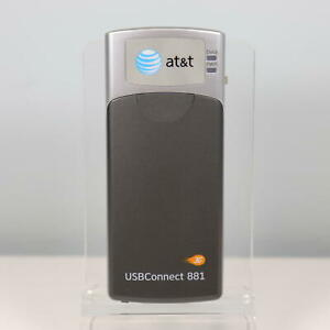 Unlocked Sierra Wireless AirCard 881U (AT&T) 3G GSM USB Modem - WORLDWIDE