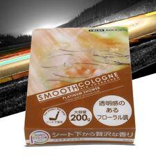 Smooth Cologne Shower Scent Gel Indoor/Home/Car/Bath Air Freshener Smell Remover