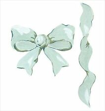 Anna Griffin Bows and Ribbons Wallies Cutouts Decals Stickers 12521