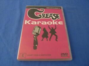 Grease Karaoke - DVD - Region 4