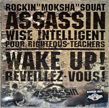 Maxi 45t Assassin - Wake Up ! Reveillez-vous !