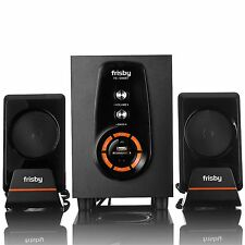 Frisby FS-6300BT Bluetooth Wireless Multimedia 2.1 CH Subwoofer Speakers System
