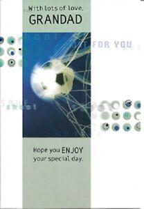 BIRTHDAY CARD GRANDAD