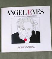 Banana Fish Angel Eyes Akimi Yoshida illustration art book fedex fast shipping