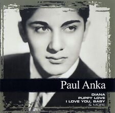 PAUL ANKA : COLLECTIONS / CD - TOP-ZUSTAND