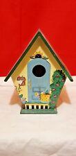 Bird Houses Decor, Garden Birdie Wood Outdoor Decorative Birdhouse