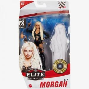 WWE Liv Morgan Elite Series 85 Action Figure