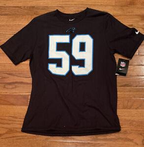 Luke Kuechly Carolina Panthers Nike Youth Player Pride 2 Name & Number Shirt YXL